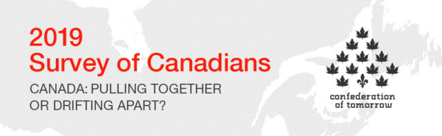 Canada: Pulling Together or Drifting Apart