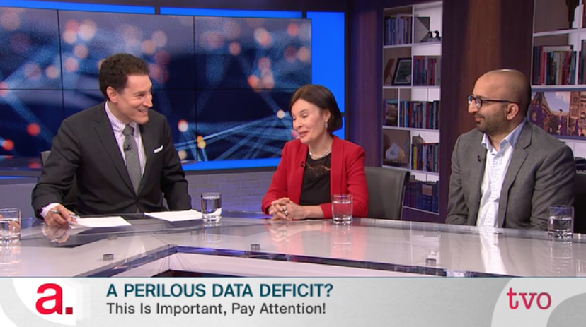 A Perilous Data Deficit? Sunil Johal on The Agenda with Steve Paikin
