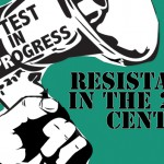 Protest in Progress: Resistence in the 21st Century PCJ Conference Banner