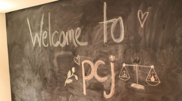 Welcome to PCJ Chalkboard Drawing