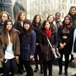 PCJ Students in Ottawa for Women in the House 2016