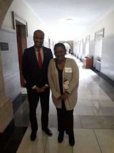 Soliyana Yared w. Hon. Ahmed Hussen