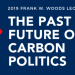 2019 Frank W. Woods Lecture Poster heading