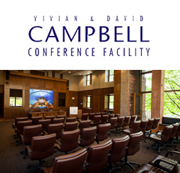 The Vivian and David Campbell Conference Facility