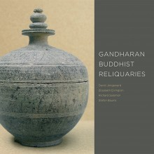 David Jongeward's Gandharan Buddhist Novel Cover