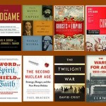 Bookcover collage of the 2013 Lionel Gelber Prize Longlist