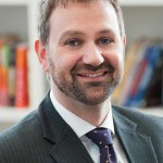 Photo (Headshot) of Mark Manger in Munk School Library