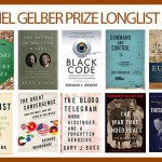 Covers for the 10 books listed for the Lionel Gelber Prize 2014 Longlist