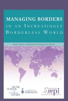 "Book cover for ""Managing Borders"""
