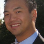 Photo headshot of Ben Liu in an outdoor setting