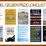 Book covers for the Lionel Gelber Prize 2015 Longlist