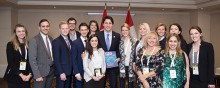 G20 research group, Justin Trudeau