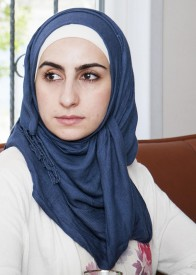 Syrian opposition activist Noura Al-Ameer, pictured, received e-mails containing malicious files. These e-mails helped researchers uncover the cyber-espionage operation.