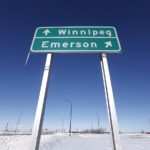 winnipeg road sign