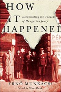 How it Happened book cover