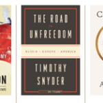 2019 Lionel Gelber Prize Shortlist book covers