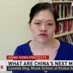 Lynette Ong on CBC News July 2