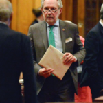 Photo of Peter Harder, representative of the government in the Senate