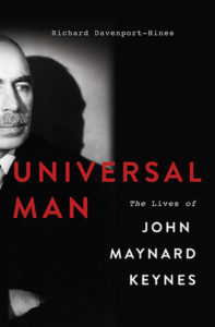 Universal Man Book cover