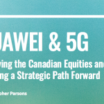 Huawei and 5G Report Cover