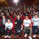 """Actors attend the premiere of """"Chinese Doctors"""", as a tribute to the founding of the Communist Party of China"""