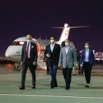 Michael Spavor and Michael Kovrig arrive in Canada