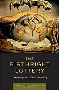 The Birthright Lottery book cover